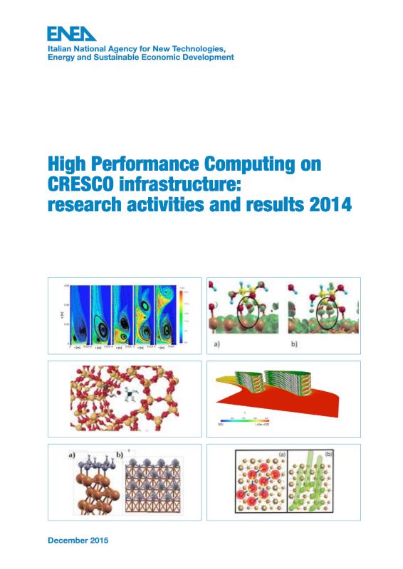High Performance Computing on CRESCO infrastructure
