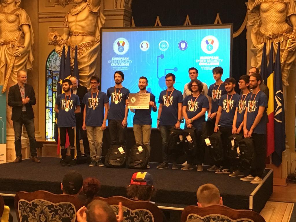TeamItaly conquista il podio