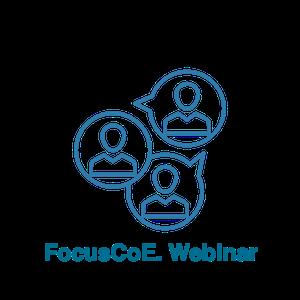 FocusCoE: Webinar with Industries. 4 February 2021